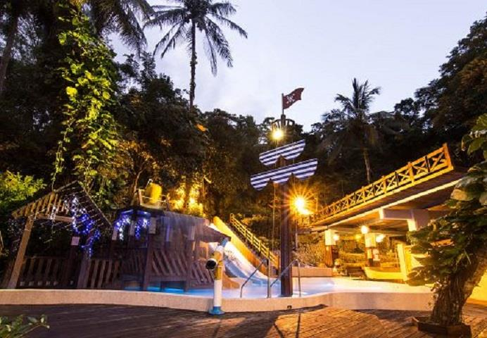 椰子林溫泉飯店